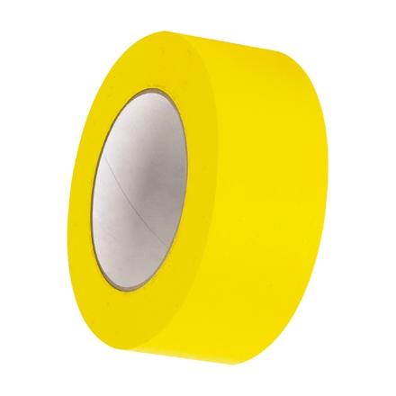 Жълта стандартна самозалепваща се опаковъчна лента - тиксо, 48mm x 66m